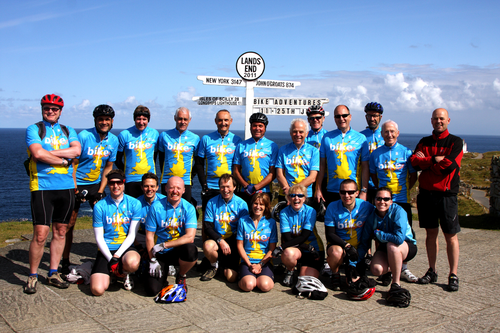 Land's End Cycling Group
