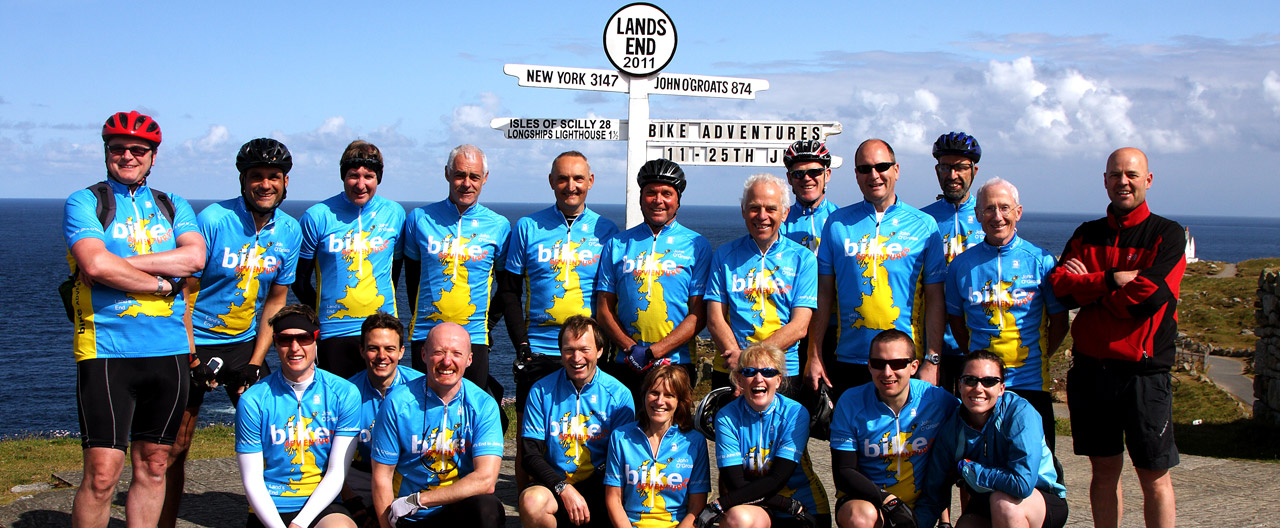 Lands End to John O Groats
