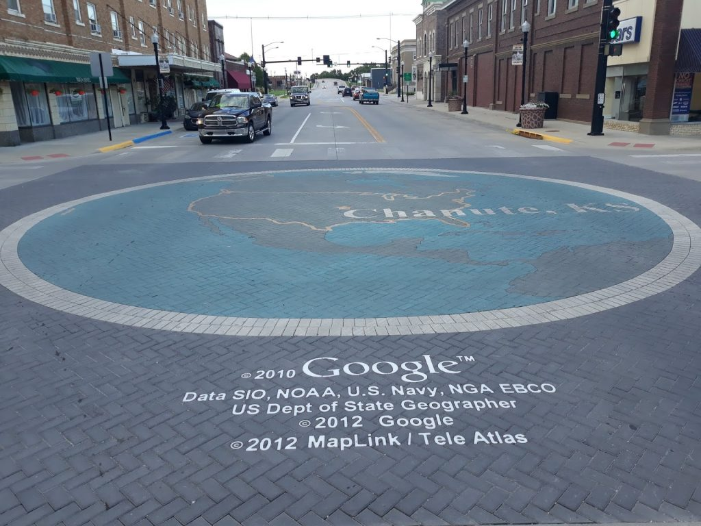 Chanute Google