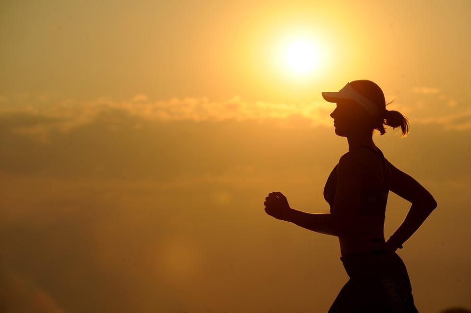 fitness levels runner
